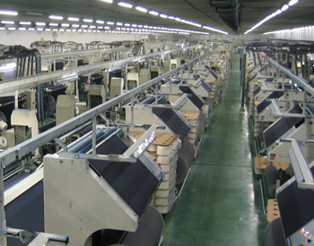 Textile Processing Industry
