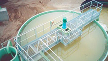 High Rate Solid Contact clarifier (HRSCC)