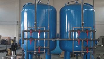 Pressure and Sand Filter